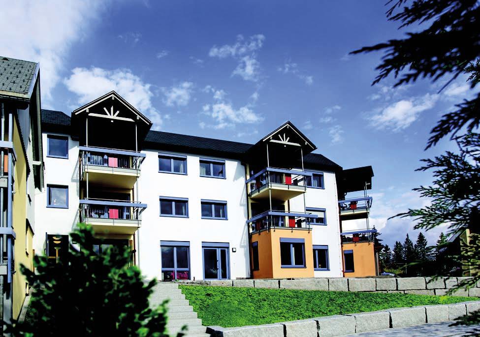 Neues Familienhaus für die Katharinenhöhe