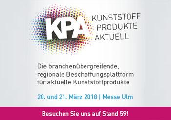 KPA-Kunststoff Produkte Aktuell